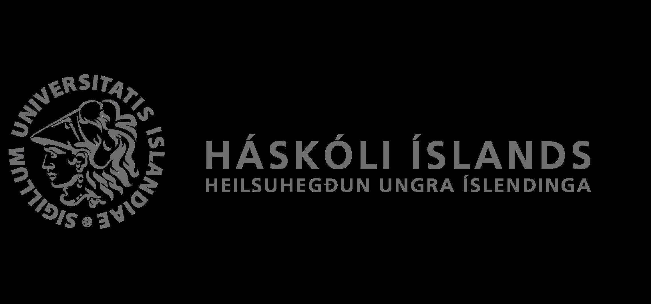 Heilsuhegðun ungra Íslendinga